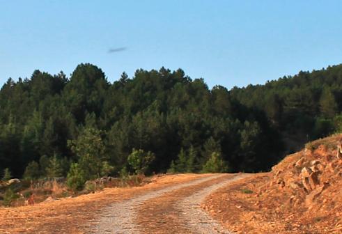 Ufo, due eccezionali avvistamenti a Enna e sulle Madonie