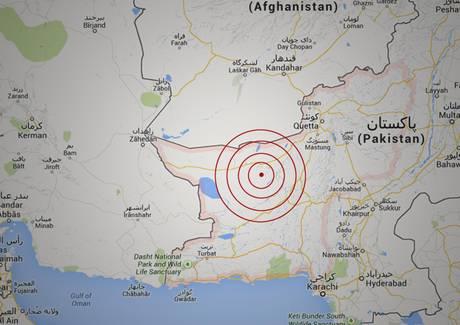 Terremoto in Pakistan, magnitudo compresa fra 7,7 e 7,8