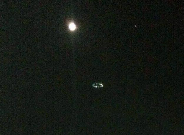Messico: avvistato un UFO durante l'Eclissi lunare