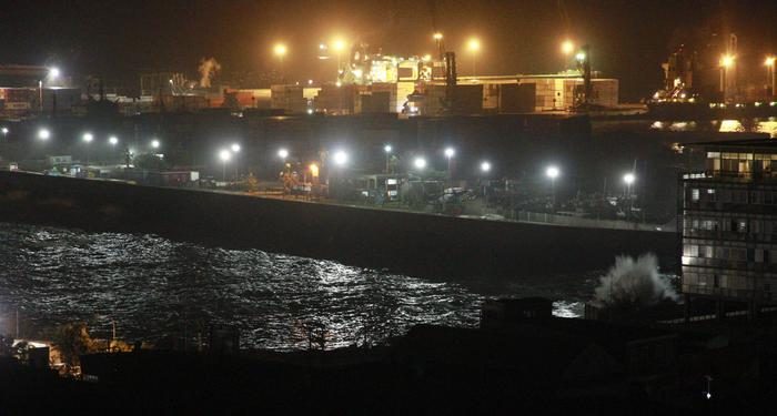 Terremoto magnitudo 8.2 e tsunami in Cile