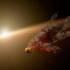 Rappresentazione artistica di un asteroide (fonte: NASA/JPL-Caltech)