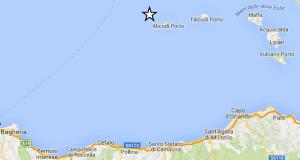 Terremoto, 8 scosse ad Alicudi. La più forte di magnitudo 4,1
