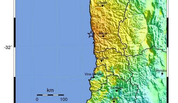 Magnitude 8.3 earthquake hits off the coast of Chile