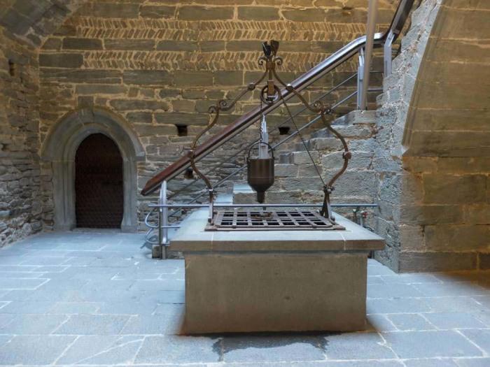 Cisterna del Castello di Verres