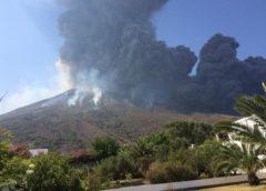 Stromboli, studio Ingv-Ign su allerta precoce eruzioni