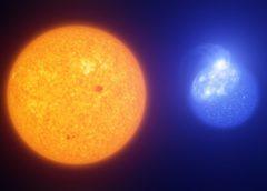 Le stelle 'col morbillo', hanno macchie su un quarto della superficie