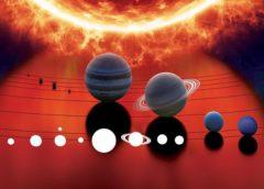 Trovato il baricentro del Sistema Solare con una precisione di 100 metri