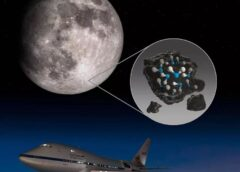 Molecole d'acqua ghiacciata sulla Luna: l'annuncio della Nasa non lascia alcun dubbio