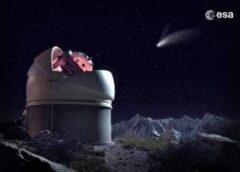 Il Wide Field Mufara Telescope: dal MUFARA un grande occhio nello spazio