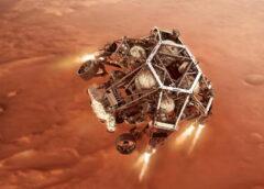 Marte: Perseverance è giunto a destinazione
