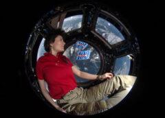 Cristoforetti comandante Stazione spaziale, prima donna europea