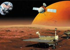 Marte, l'arrivo del rover cinese tra il 15 e il 19 maggio