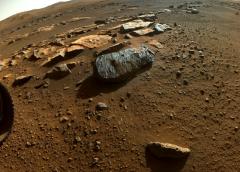 Marte,forse spie della vita nelle prime rocce destinate alla Terra