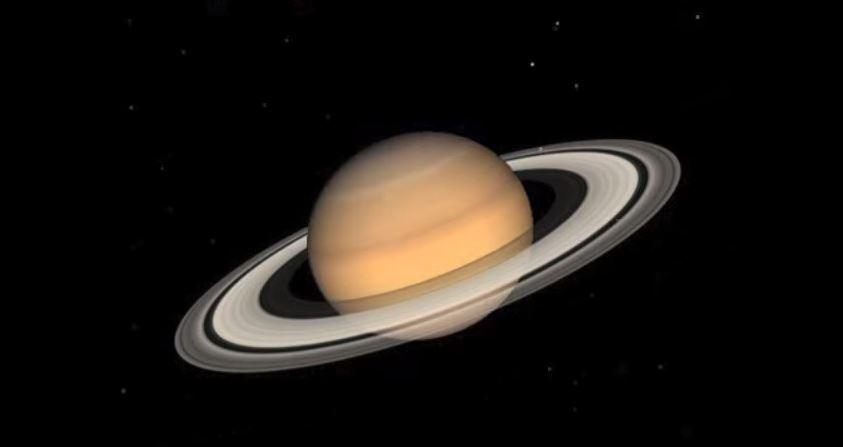 La voce di Saturno